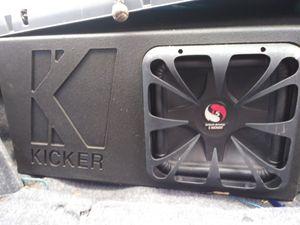 Kicker speaker for Sale in Lehigh Acres, FL