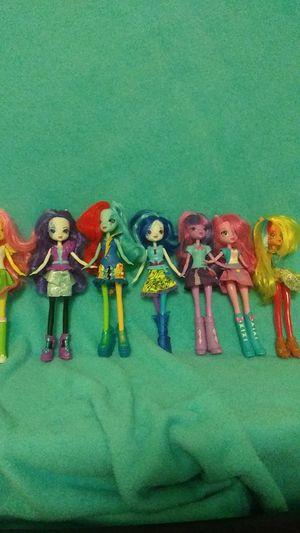 My little pony Dolls! for Sale in Opa-locka, FL