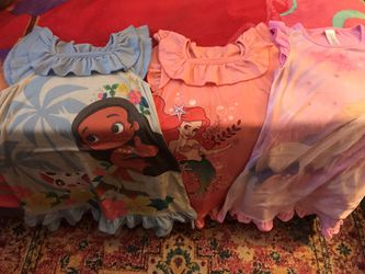 Disney pajamas for Sale in San Jose,  CA