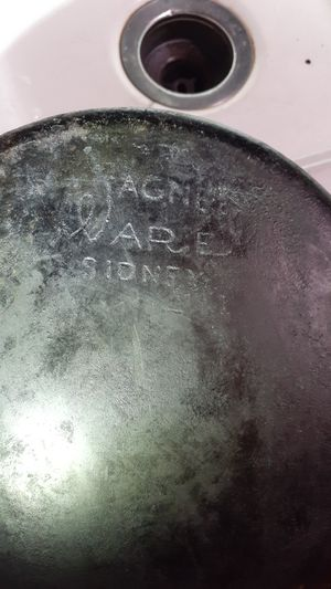 Cast iron skillet number 6 for Sale in Albany, OR