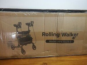 New BEYOUR WALKER Upright Walker, Stand Up Rollator Black/White (2020-Update) for Sale in Miami, FL