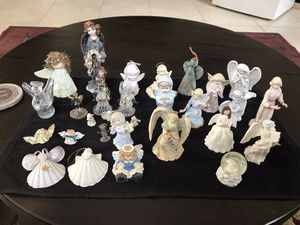 Angel Figurine Collection for Sale in Murrieta, CA