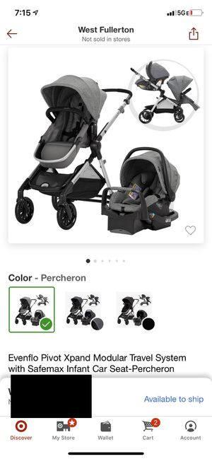 Double stroller for Sale in Norwalk, CA