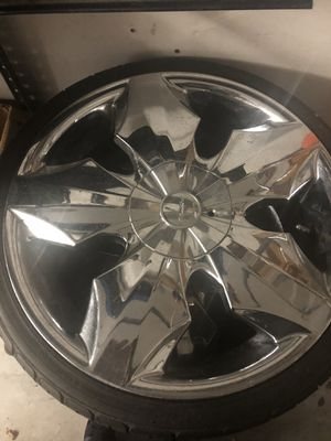 20 in rims for Sale in Wilmington, NC