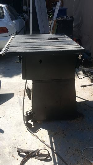 10 inch bench saw for Sale in San Diego, CA