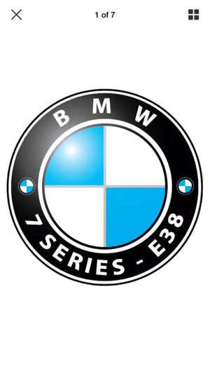 BMW OEM E38 REAR WINDSHIELD GLASS for Sale in Chicago, IL