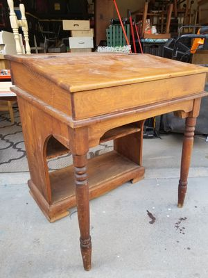 Vintage Davenport Style Desk for Sale in Thornton, CO
