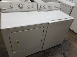 Maytag washer and maytag electric dryer for Sale in Lewisville, TX