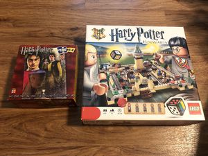 Harry Potter LEGO & Puzzle for Sale in Pearland, TX