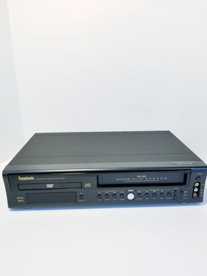 Symphonic dvd vhs recorder for Sale in Maple Valley, WA
