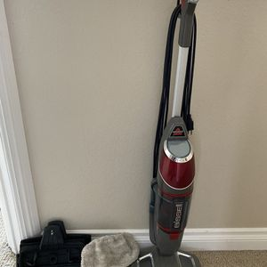 Bissell Symphony Vacuum and Steamer for Sale in Lake Forest, CA
