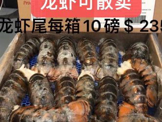 8 lobster tails for $45 for Sale in Hacienda Heights,  CA