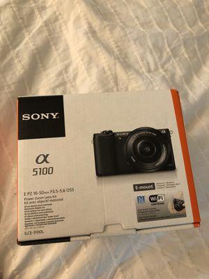 Sony Alpha 5100 for Sale in Cranston, RI