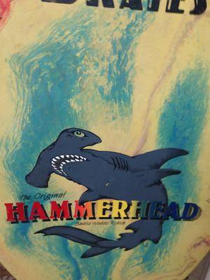Original Hammerhead Skim Board for Sale in Jacksonville, FL