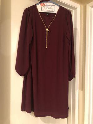 Burgundy Dress- XL for Sale in Fontana, CA