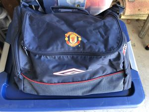 Manchester United duffle for Sale in Gilbert, AZ