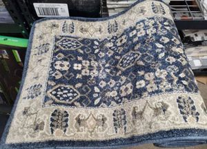New HDC Gianna Indigo 2 ft. x 8 ft. Runner Rug for Sale in Pasadena, CA