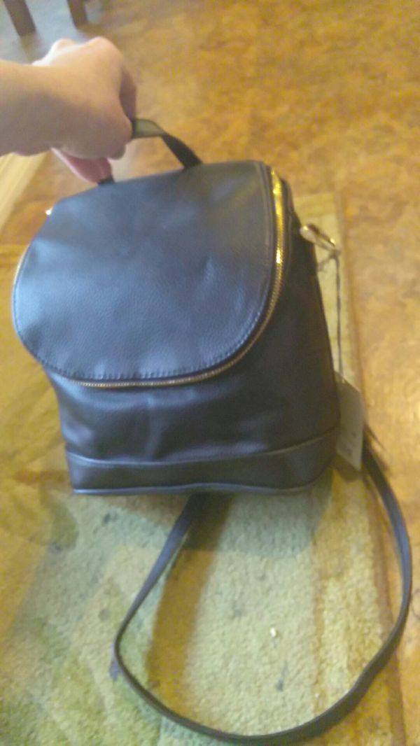 Black crossbody/ backpack BRAND NEW