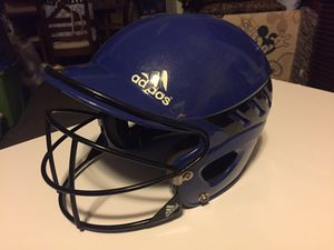 Adidas baseball/softball batting helmet for Sale in Bethel Park, PA