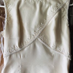 Christo's Silk Wedding Dress Size 10 for Sale in University Place, WA