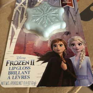 Frozen II Lipgloss Snowberry Flavored for Sale in Salem, OR