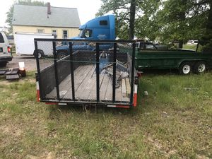 Trailer for sale good condition 6x12. for Sale in Waldorf, MD