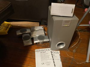 Kenwood stereo systems obo for Sale in Los Angeles, CA