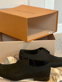 Louis Vuitton Solferino Derby 9.5 Men for Sale in Bothell,  WA