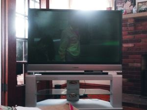 TV & Stand for Sale in Akron, OH
