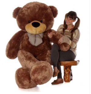 Giant Teddy Bear for Sale in Sterling, VA