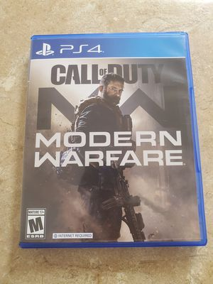 Call Of Duty Modern Warfare for Sale in Wahiawa, HI