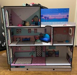 LOL Surprise Doll House for Sale in San Angelo,  TX