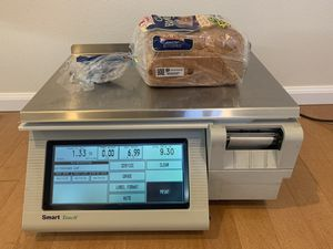 Mettler Toledo Smart Touch Scale / Printer Model 8461 Deli Bakery Produce for Sale in Maple Valley, WA