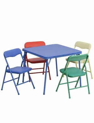 Kids table with chairs for Sale in Morrow, GA