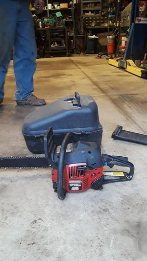 Craftsman chainsaw for Sale in Brunswick, OH