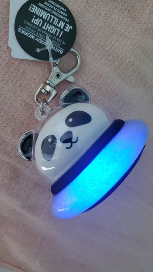 Peter The Space Panda Pocketbac Holder with Clip for Sale in Hubert, NC