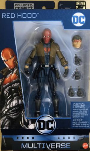 Dc Batman Red Hood for Sale in Alhambra, CA