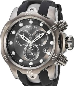 INVICTA STAINLESS STEEL QUARTZ WATCH for Sale in Miami, FL