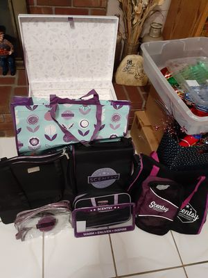 Scentsy accessories for an independent consultant for Sale in Seffner, FL