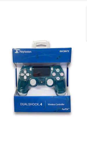 NEW ALPHINE GREEN DUALSHOCK WIRELESS CONTROLLER for Sale in McKinney, TX