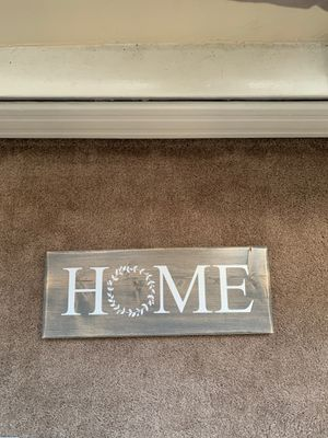 Home decor sign for Sale in Lakewood, OH