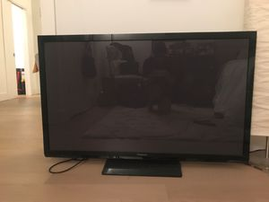 Panasonic 50 inch tv for Sale in New York, NY