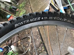 """24"""" mountain bike combo, still good and holds air for Sale in Annandale, VA"""