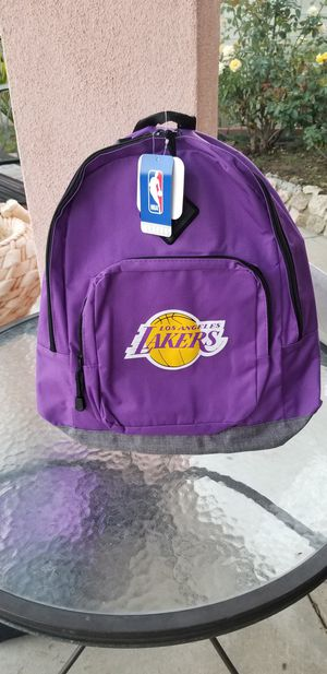 Lakers Backpack $12 for Sale in Azusa, CA