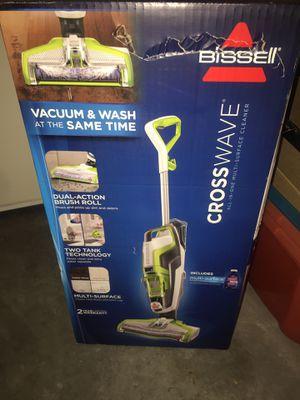Bissel vacuum and carpet cleaner cross wave $279. for Sale in Las Vegas, NV