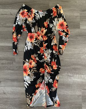Floral dress size Small & Medium available for Sale in Compton, CA