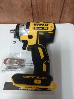 *New*DCF890B 20V MAX XR 3/8 in. Compact Impact Wrench (Tool Only) for Sale in Norman, OK