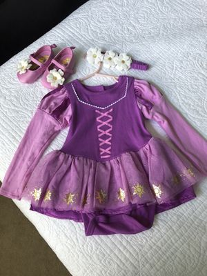 Rapunzel Costume for Sale in Conroe, TX