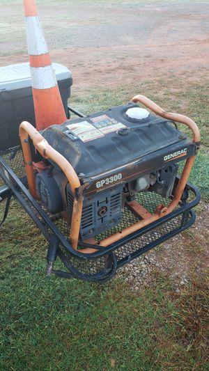 GP 3300 Generator for Sale in Chickasha, OK