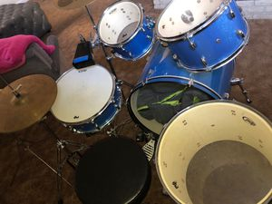 pdp dw drum set for Sale in Westminster, CO